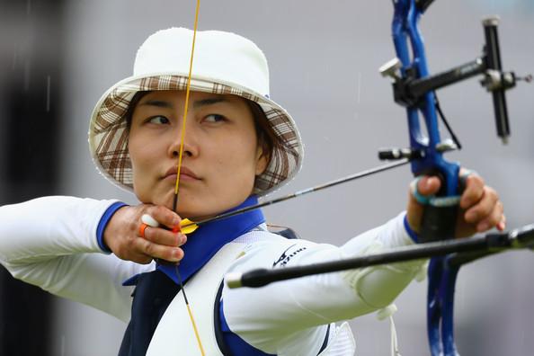 Ren+Hayakawa+Olympics+Day+2+Archery+1qa9Wp9aJG_l