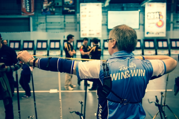 2014 European Archery Festival. © 2014 The Infinite Curve