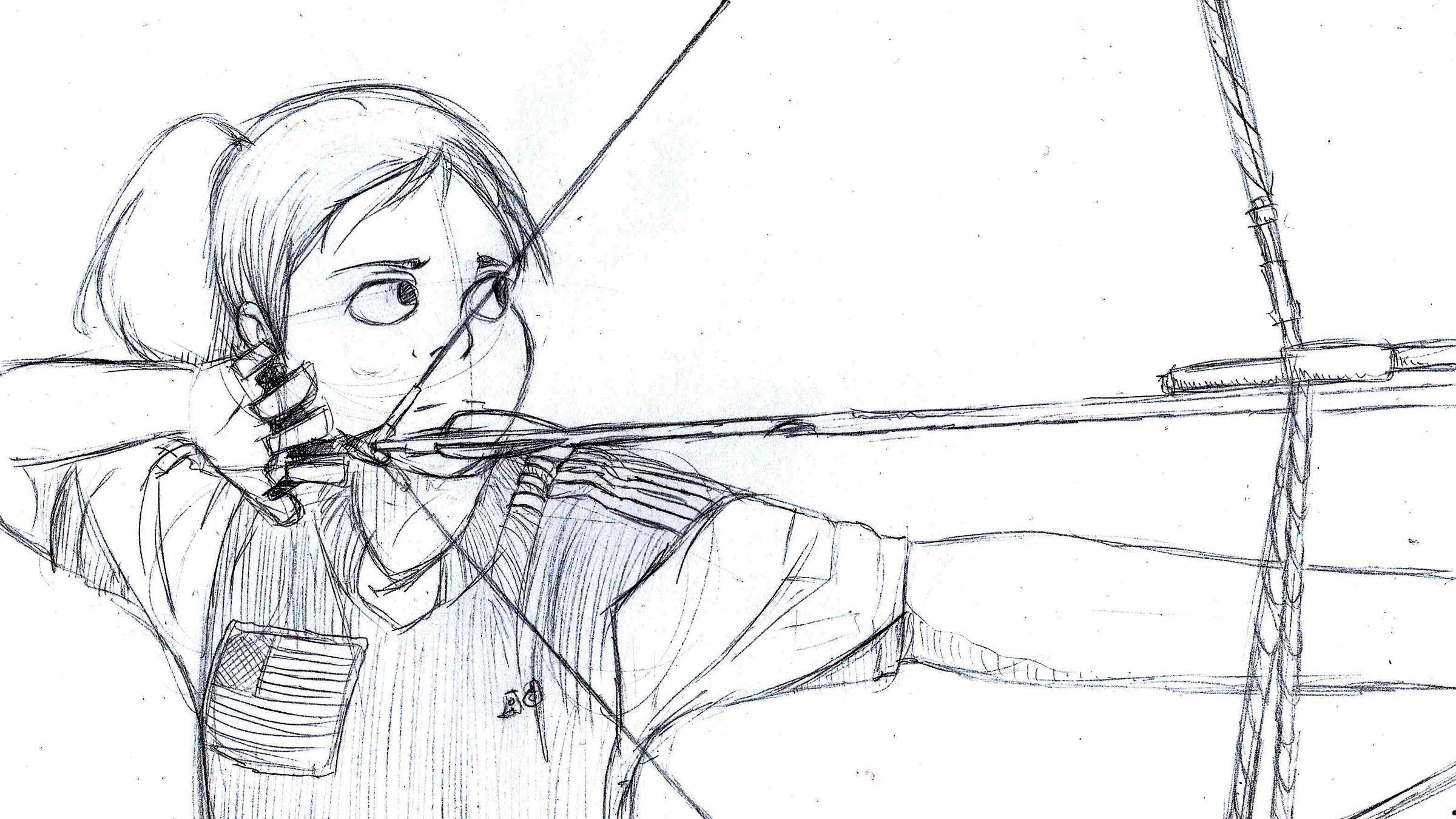 Archer Addy Pencil Test 3